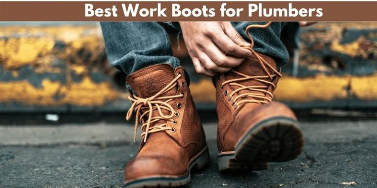 Best Work Boots For Plumbers Review in 2021